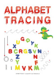 Digital Workbook Alphabet Tracing
