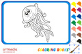Online coloring game | Jellyfish