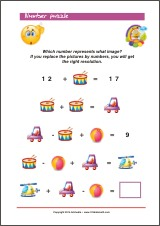 Math Problems and Brain Teasers for Kids