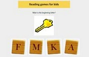 First Letter Game - What is the beginning letter?