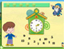 What time is it? - Online Game