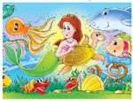 Online Puzzle Game - Little Mermaid