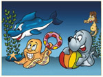 Online Jigsaw Puzzle - Under the Sea