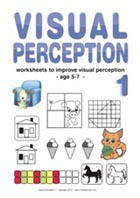 Visual Perception Workbook for Kids